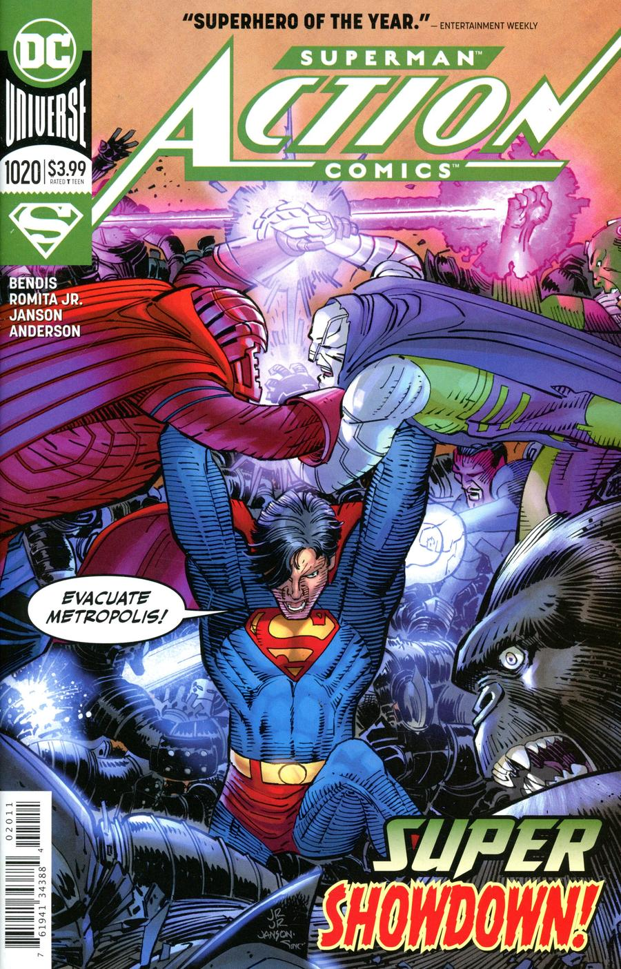 Action Comics #1020 (2020)
