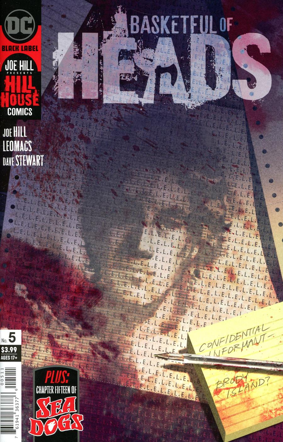 Basketful Of Heads #5 (2020)