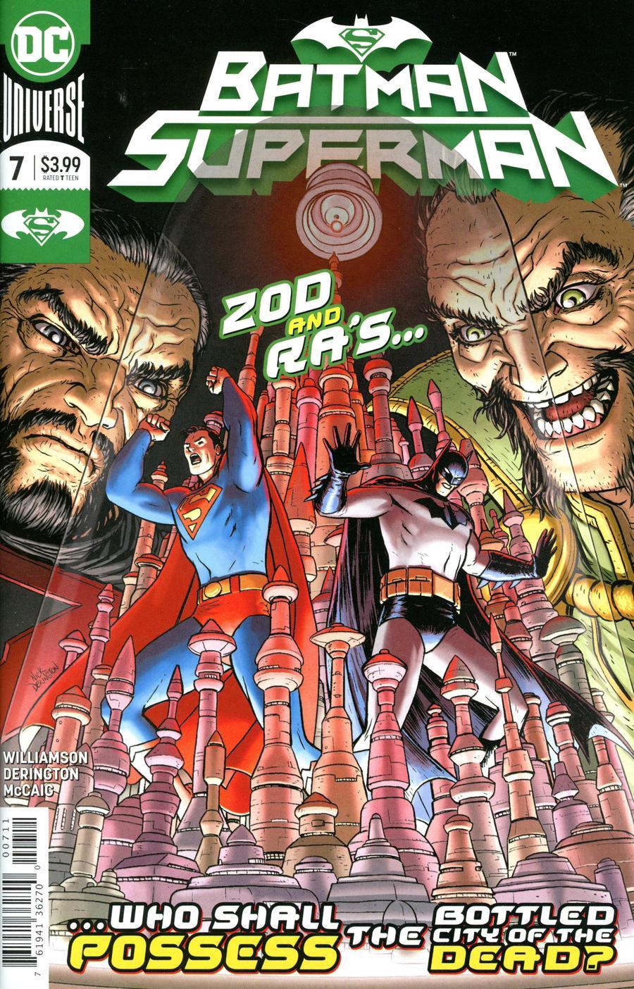 Batman / Superman #7 (2020)