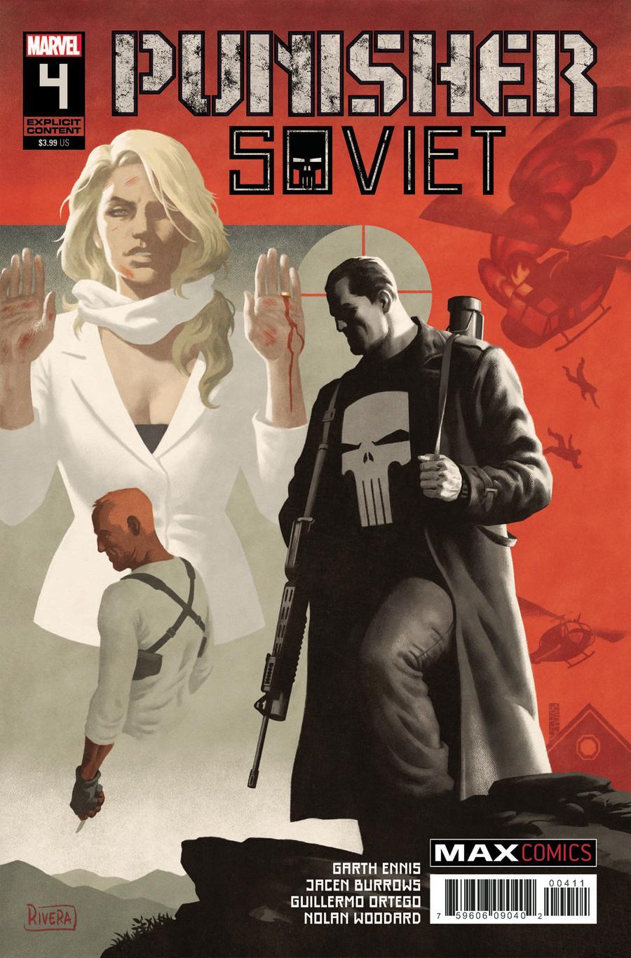 Punisher: Soviet #4 (2020)