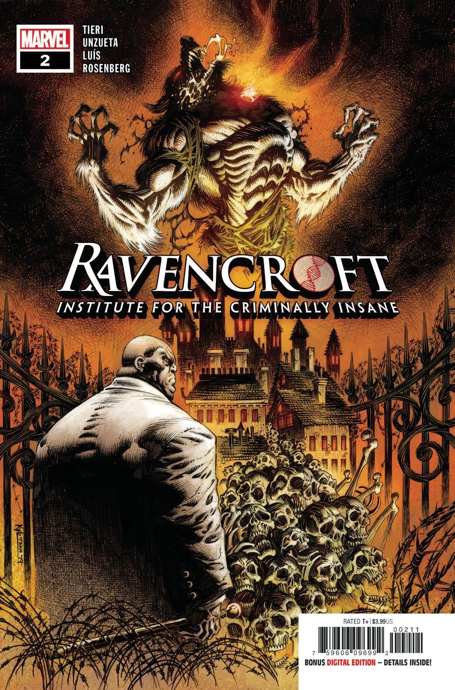 Ravencroft #2 (2020)