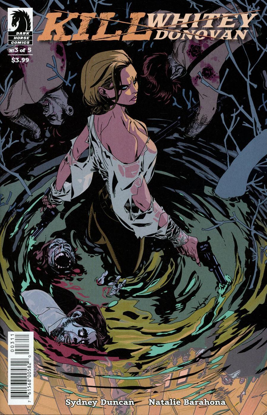 Kill Whitey Donovan #3 (2020)