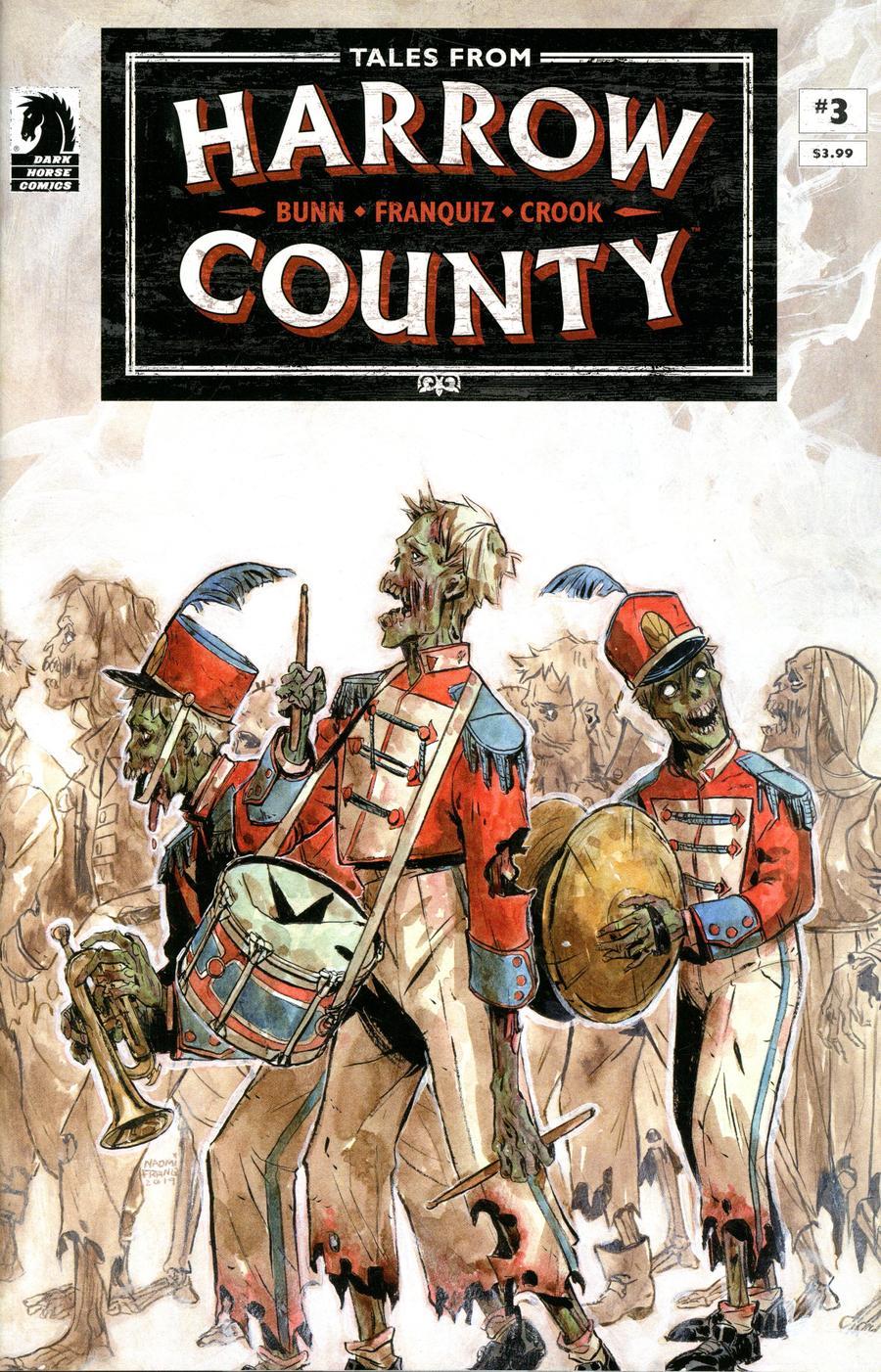 Tales From Harrow County: Death's Choir #3 (2020)