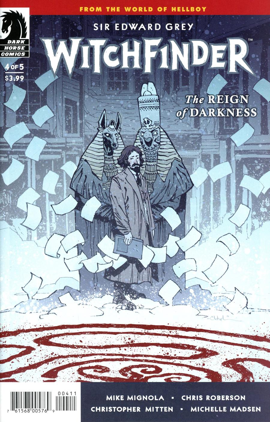Witchfinder: Reign Of Darkness #4 (2020)