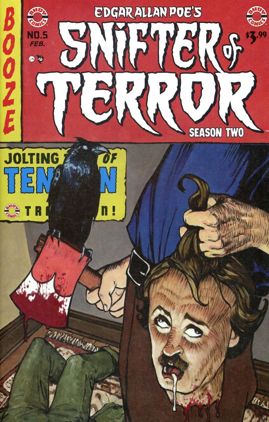 Edgar Allan Poe's Snifter Of Terror (Season 2) #5 (2020)