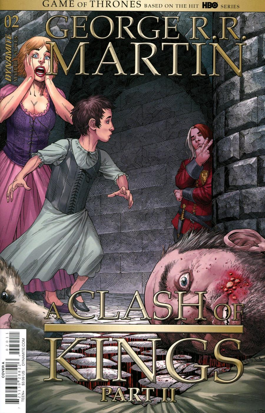 George RR Martin's A Clash Of Kings #2 (2020)