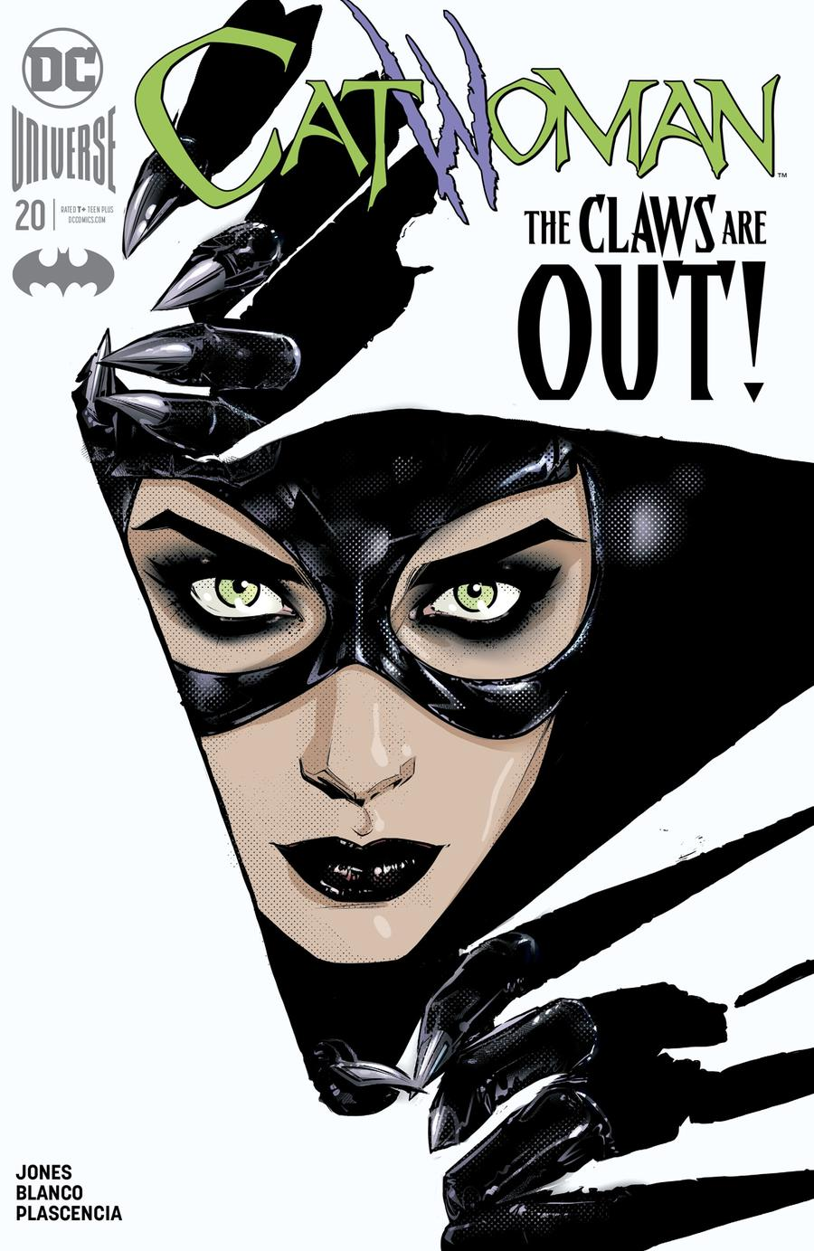 Catwoman #20 (2020)