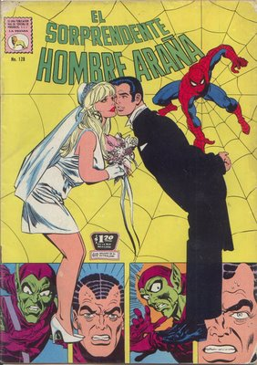 El Sorprendente Hombre Araña #128 (1972)