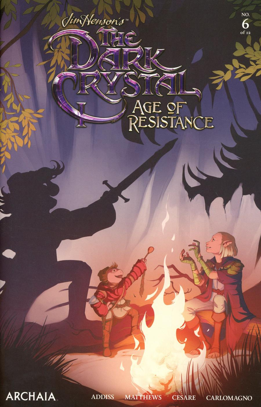 Jim Henson's The Dark Crystal: Age Of Resistance #6 (2020)
