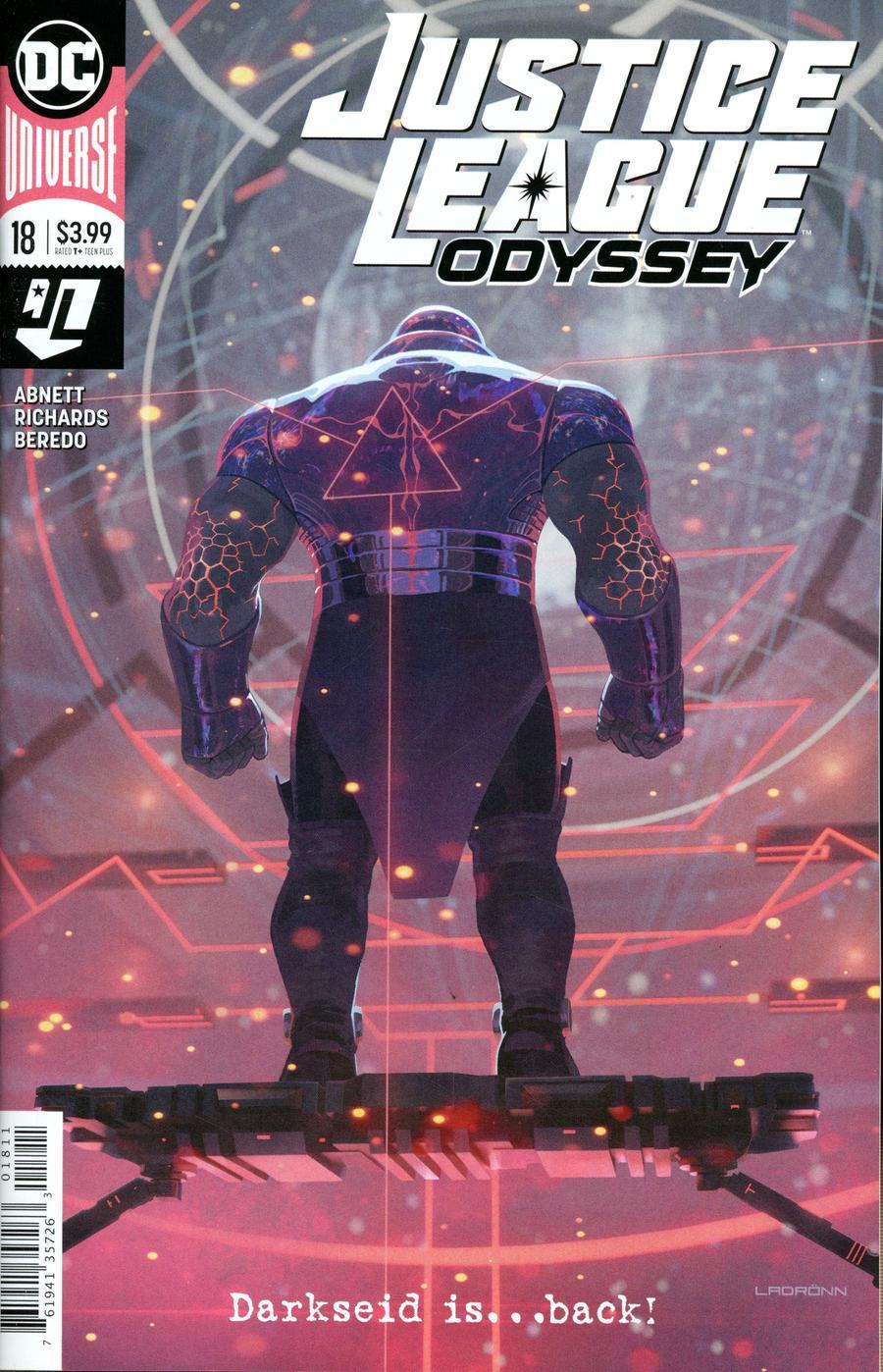 Justice League Odyssey #18 (2020)