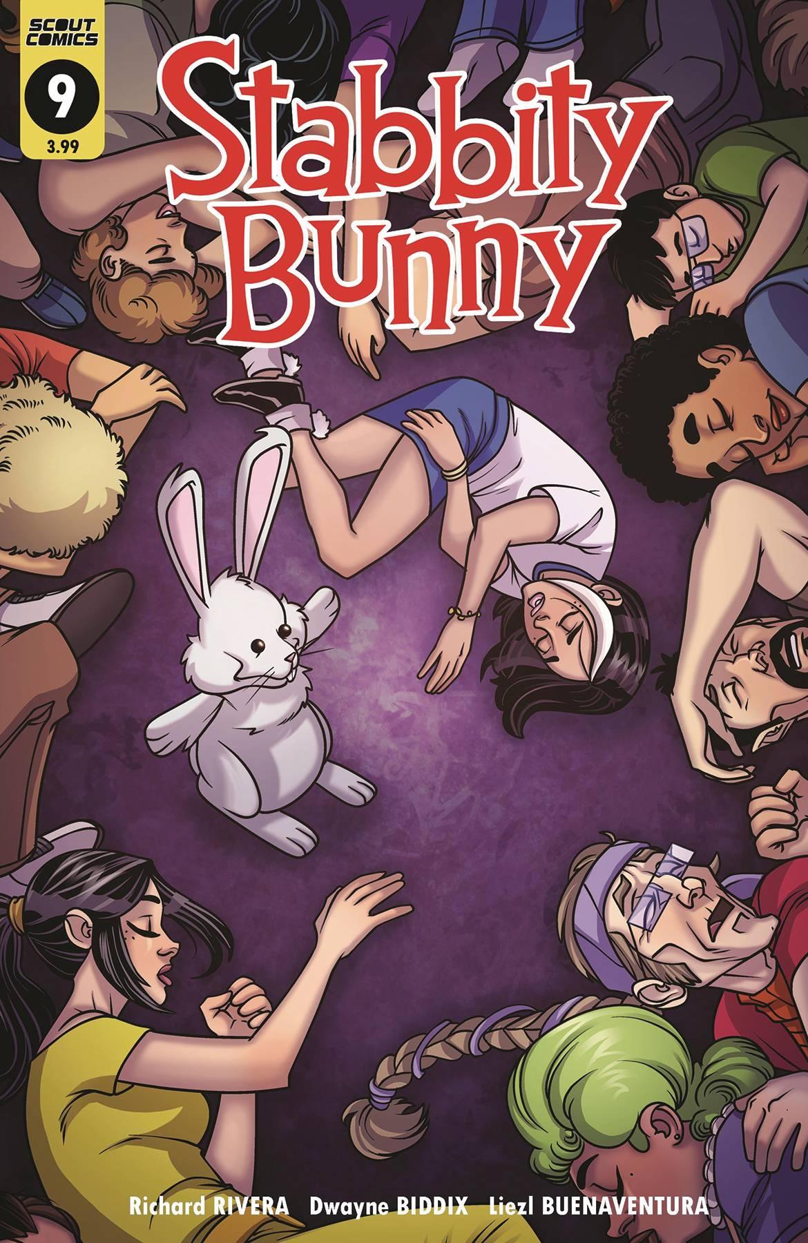 Stabbity Bunny #9 (2020)