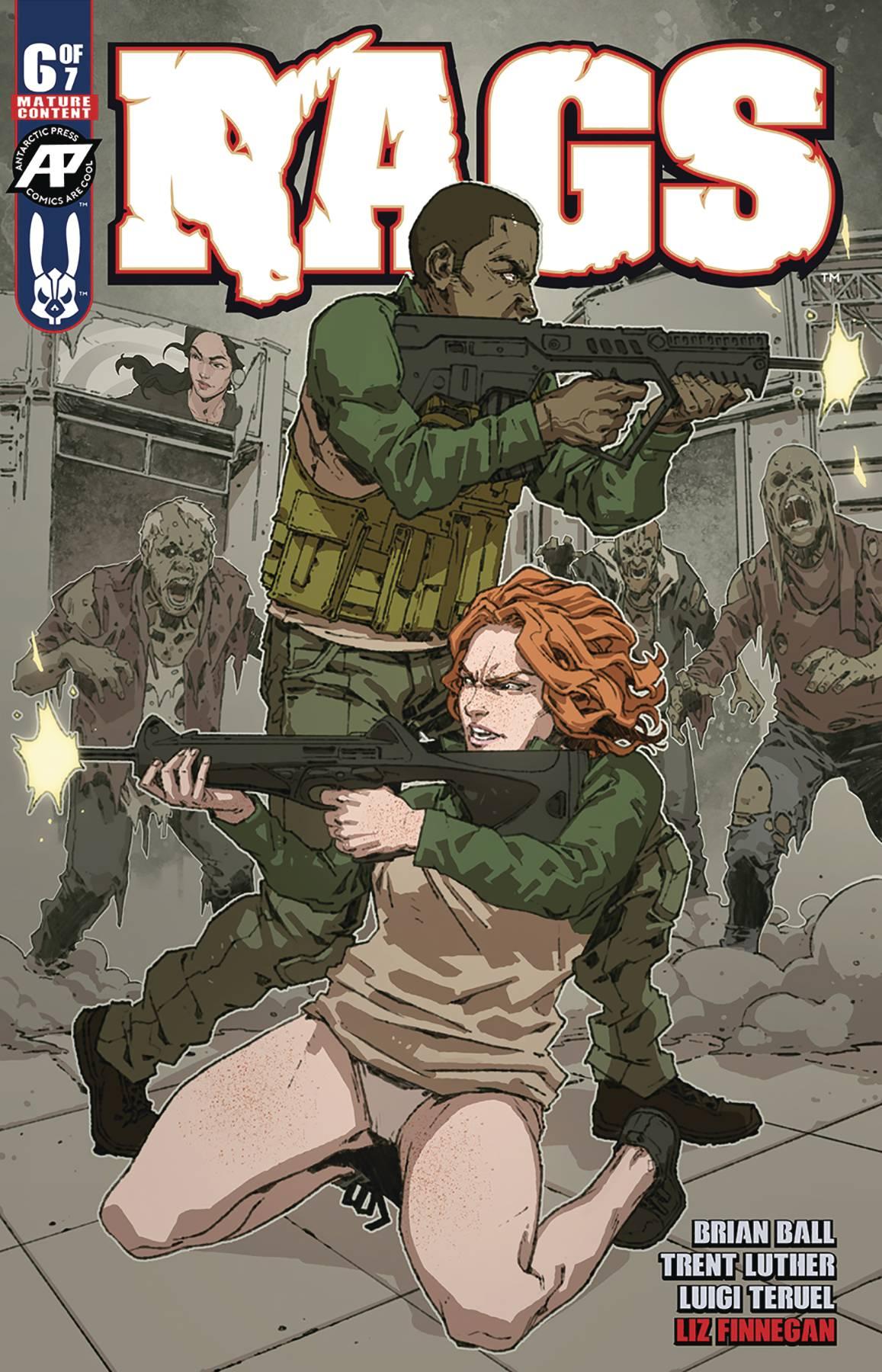 Rags #6 (2020)