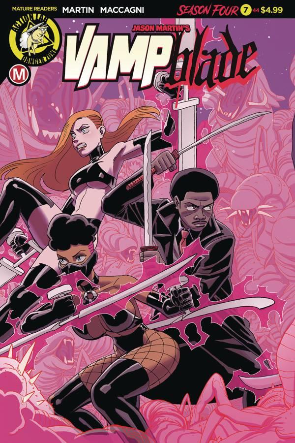 Vampblade Season 4 #7 (2020)