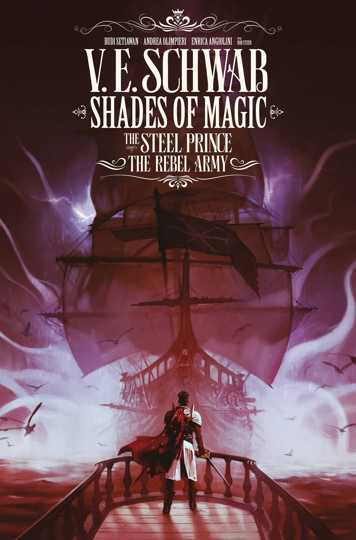 Shades Of Magic: The Rebel Army #3 (2020)