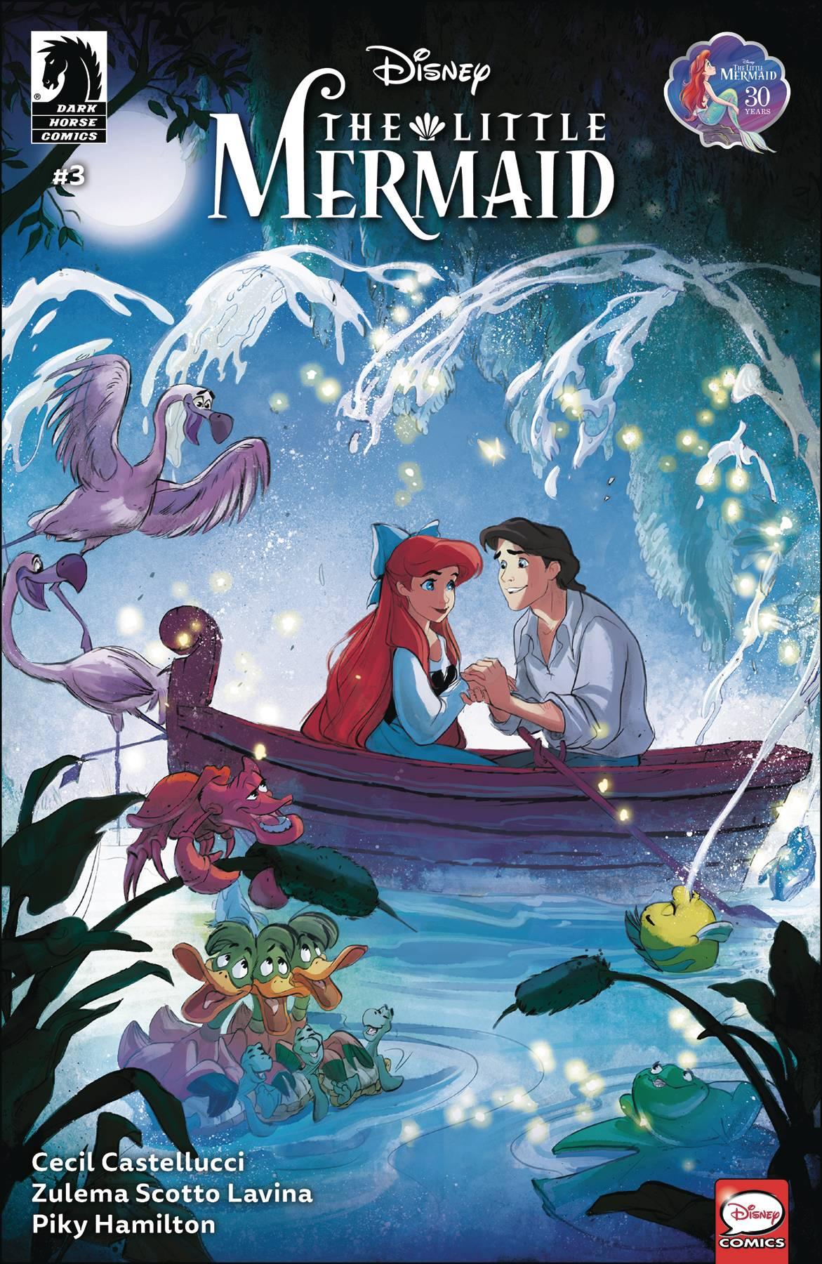 Disney The Little Mermaid #3 (2020)