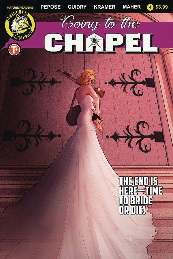Going To The Chapel #4 (2020)