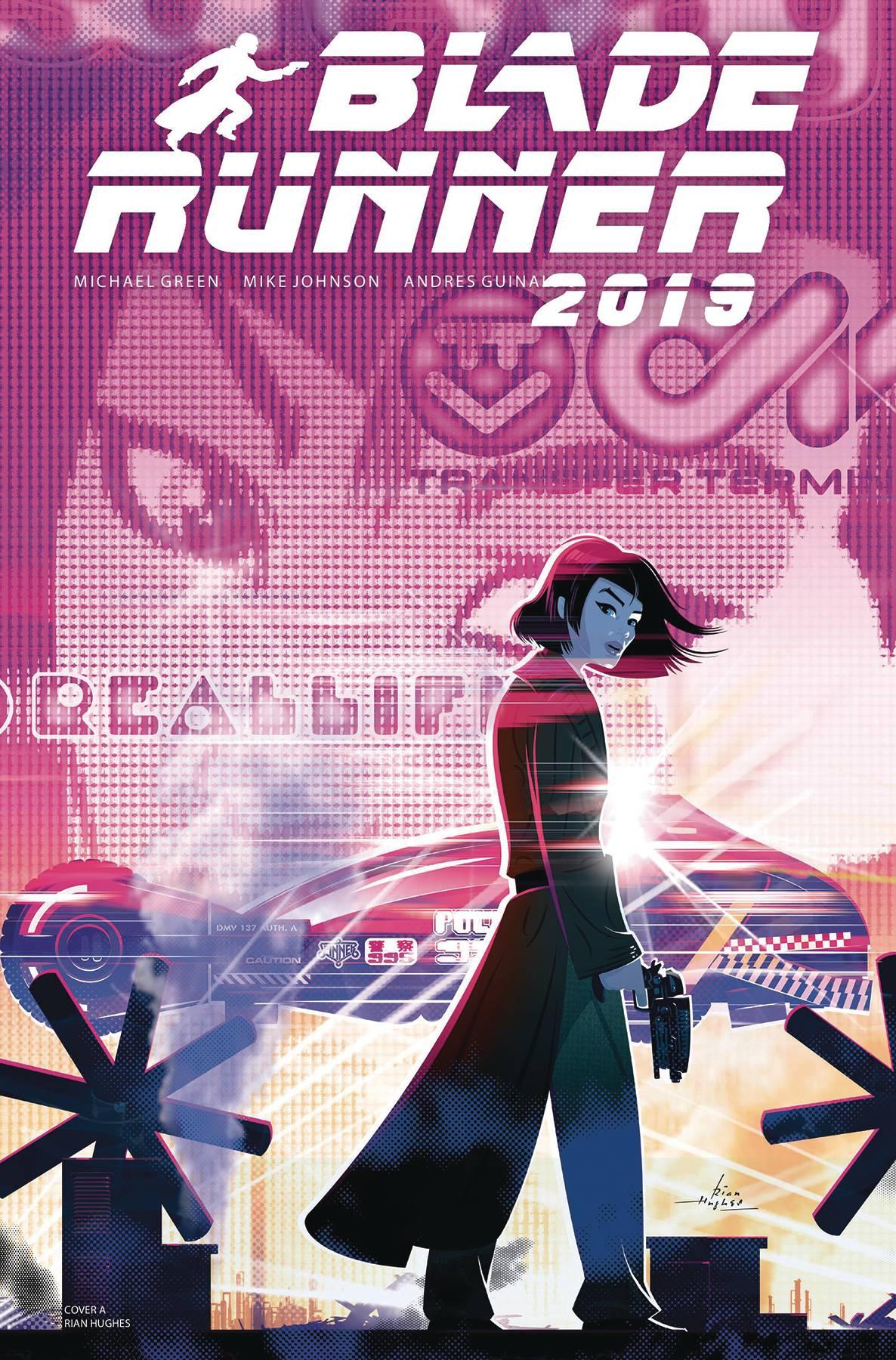 Blade Runner 2019 #6 (2020)