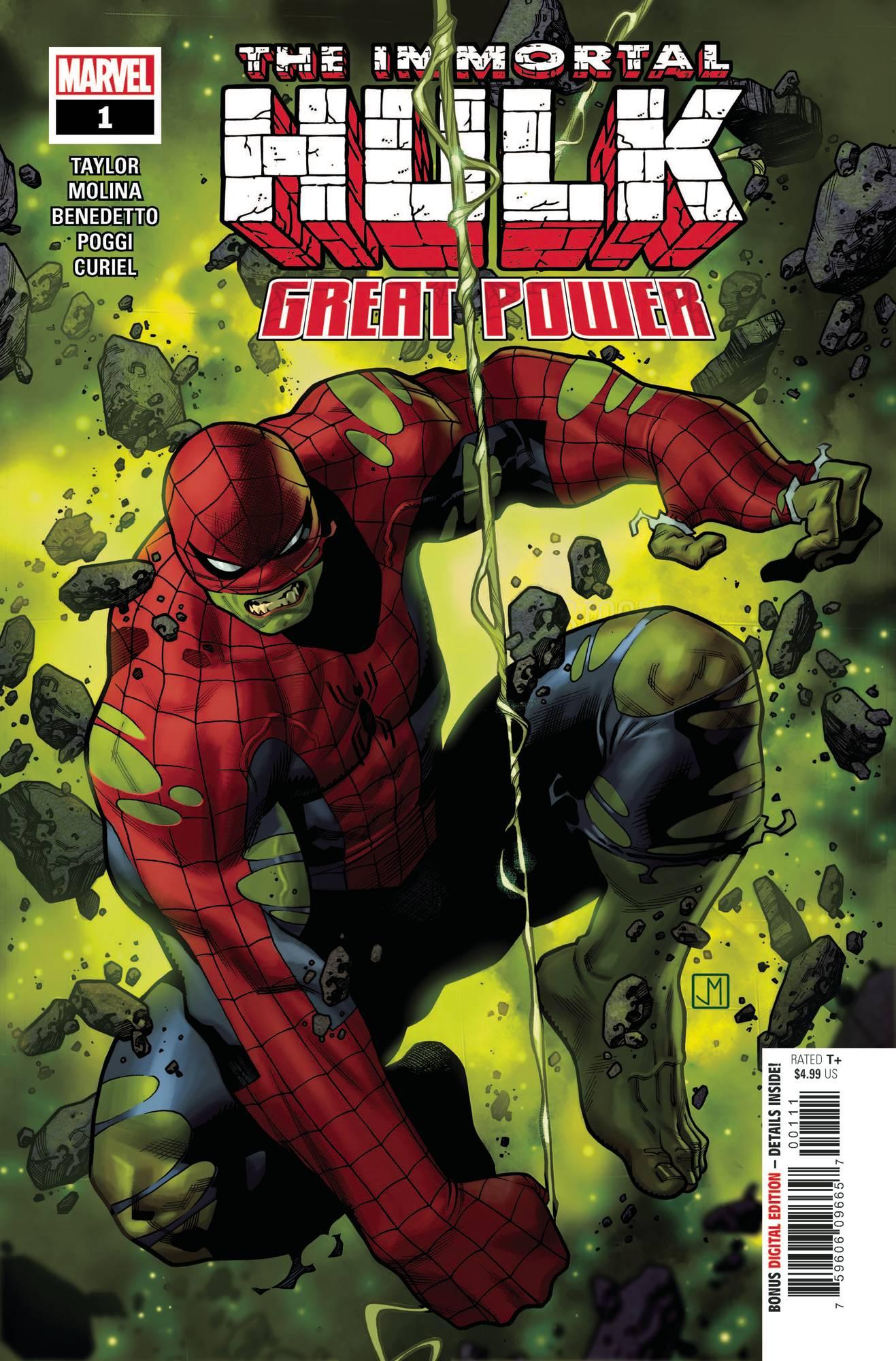 Immortal Hulk: Great Power #1 (2020)
