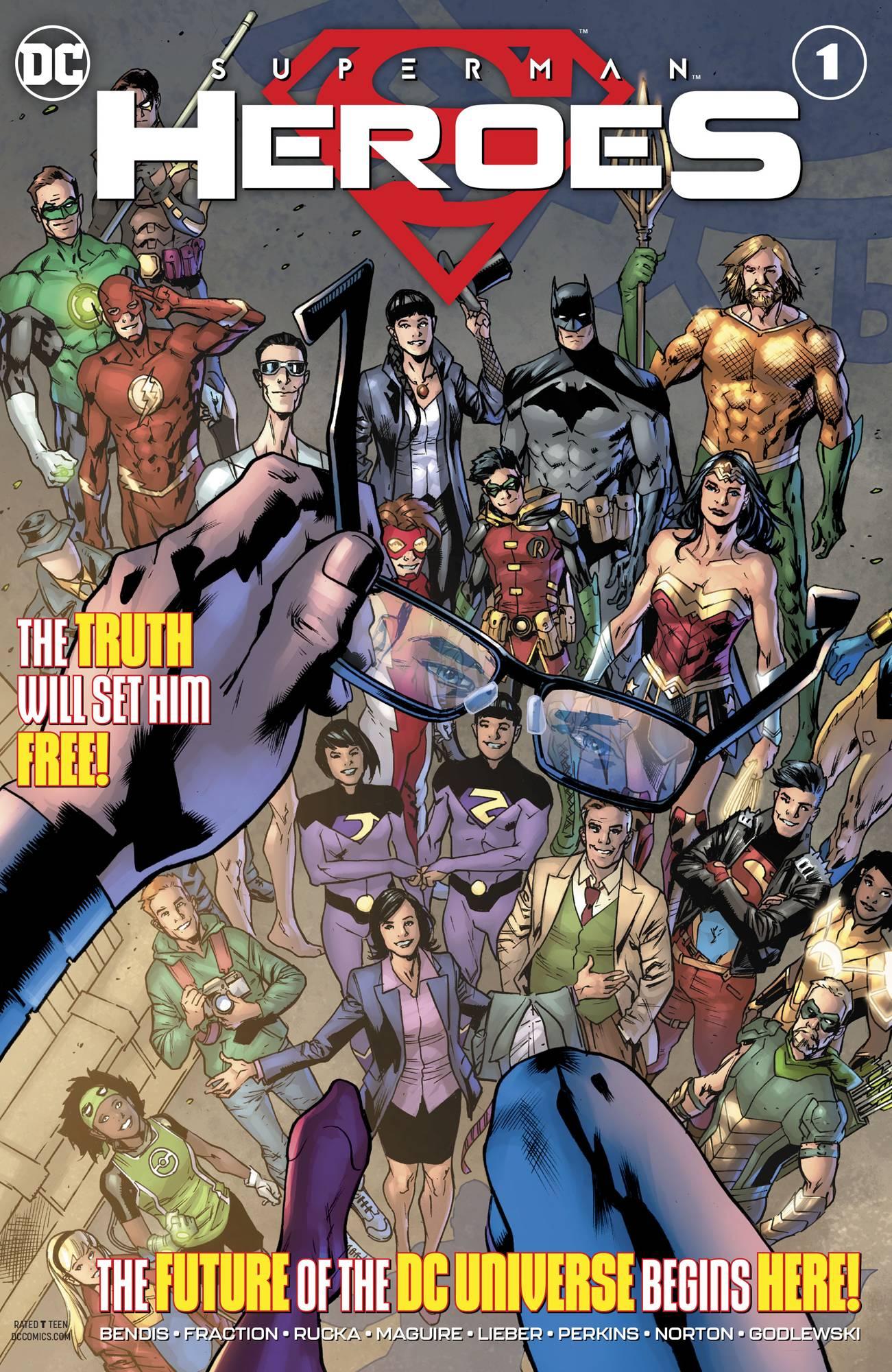 Superman: Heroes #1 (2020)