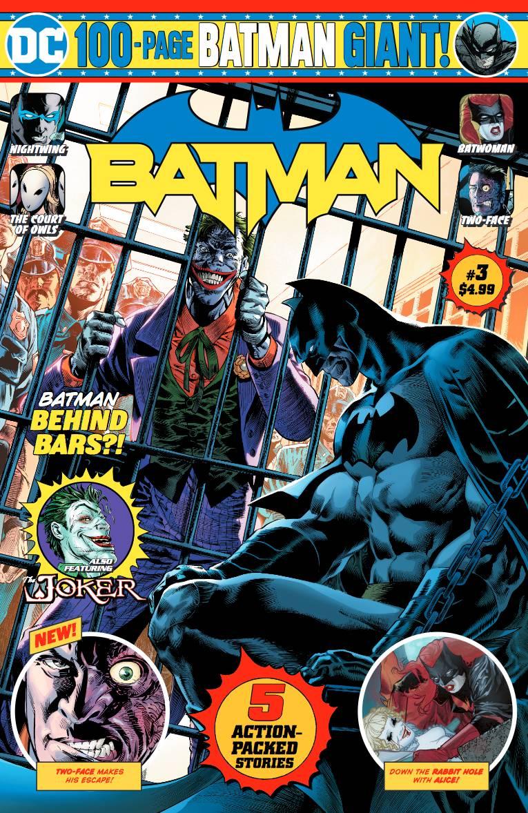 Batman 100-Page Giant (Walmart) #3 (2020)