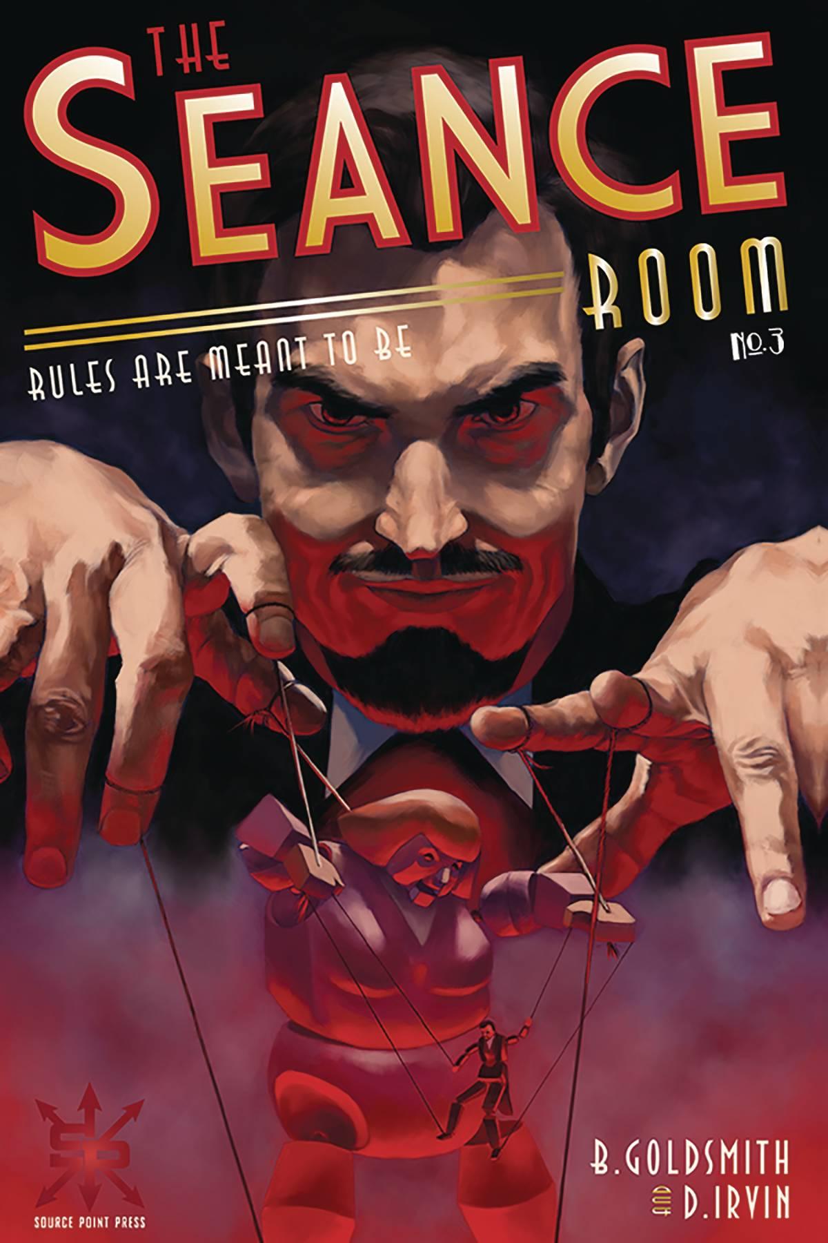 The Seance Room #3 (2020)