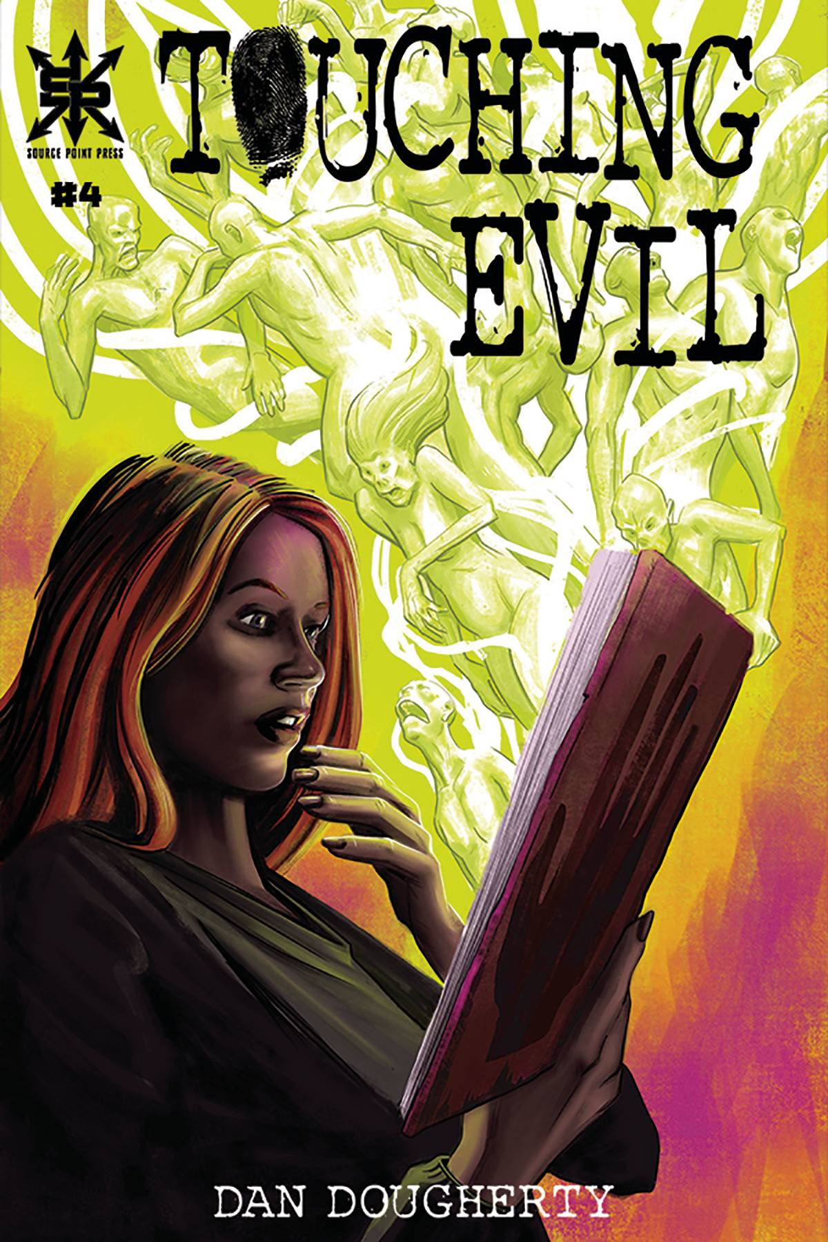 Touching Evil #4 (2020)