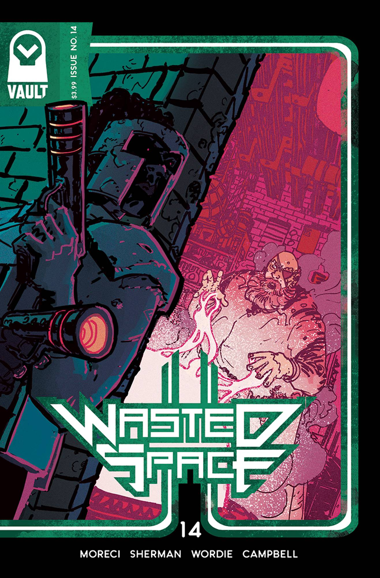 Wasted Space #14 (2020)