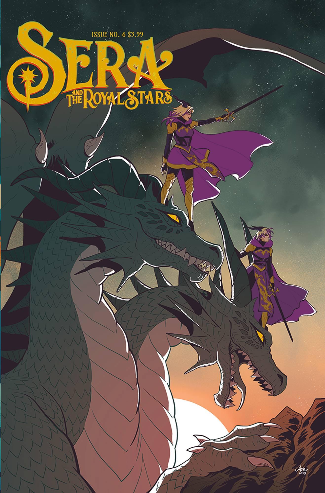 Sera & the Royal Stars #6 (2020)