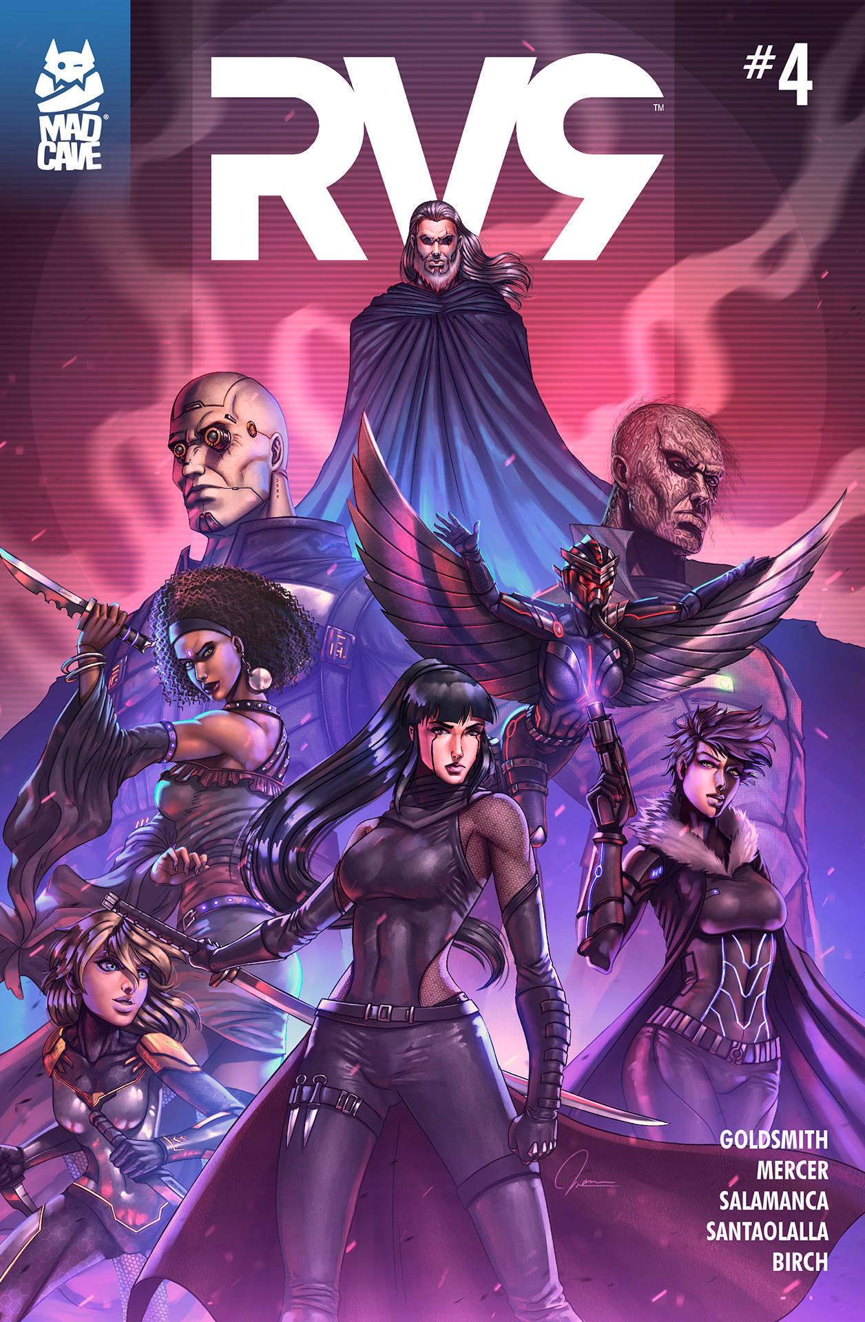 RV9 #4 (2020)