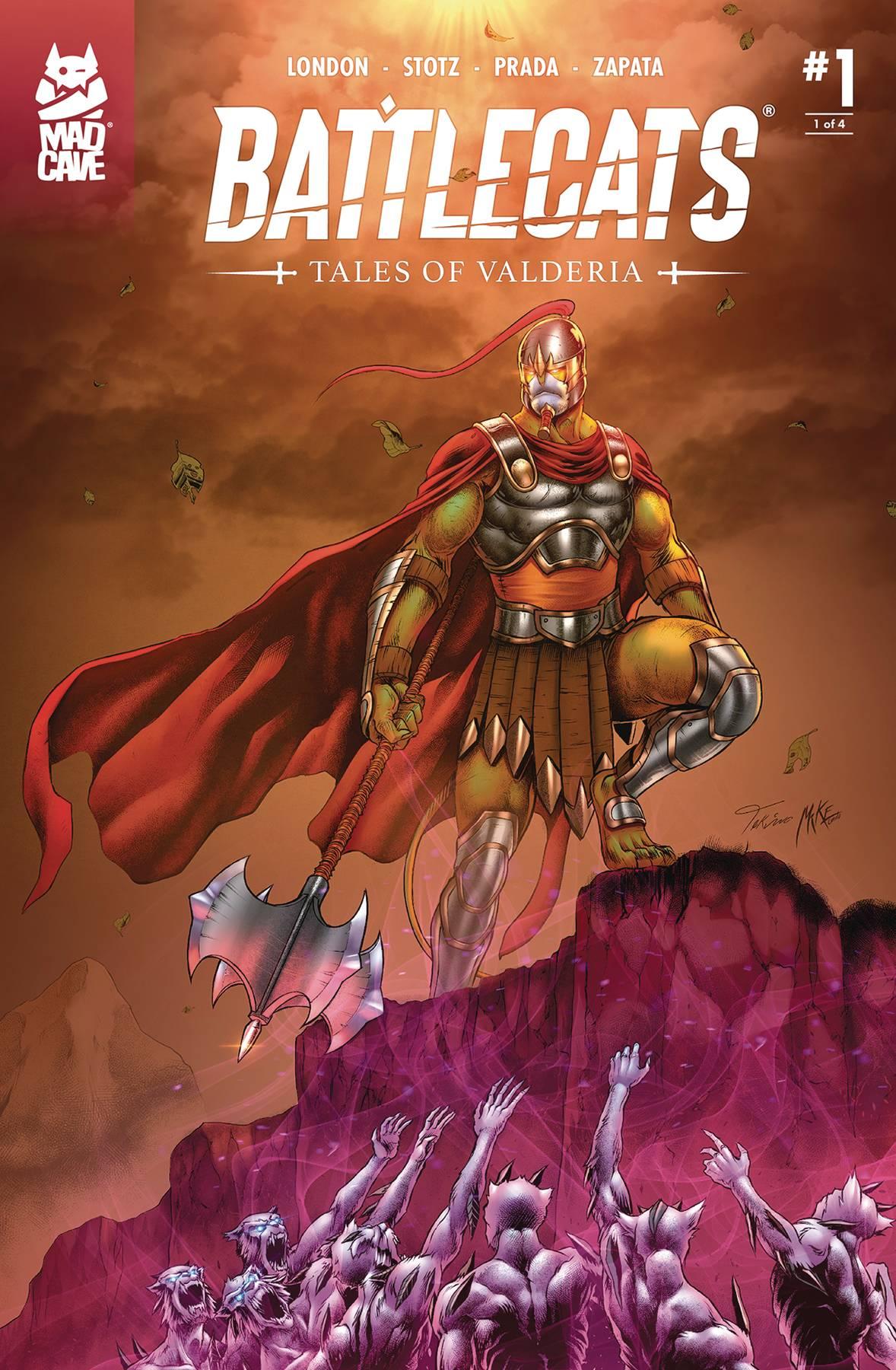 Battlecats: Tales Of Valderia #1 (2020)