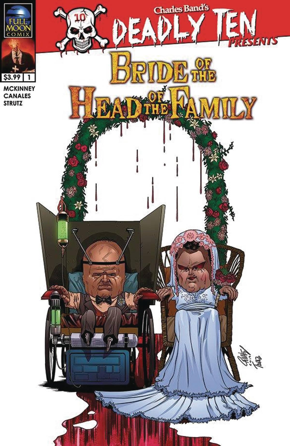 Deadly Ten Presents #6 (2020)
