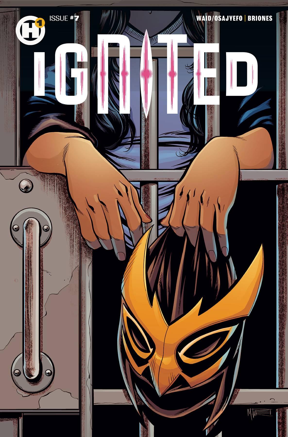 Ignited #7 (2020)