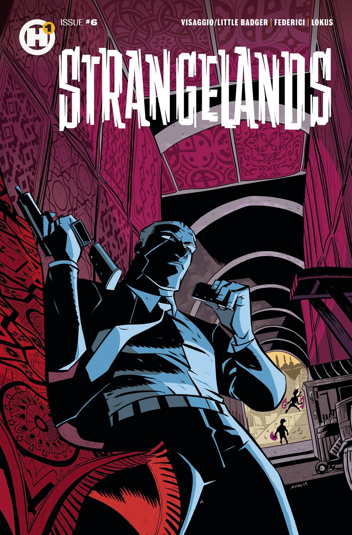 Strangelands #6 (2020)