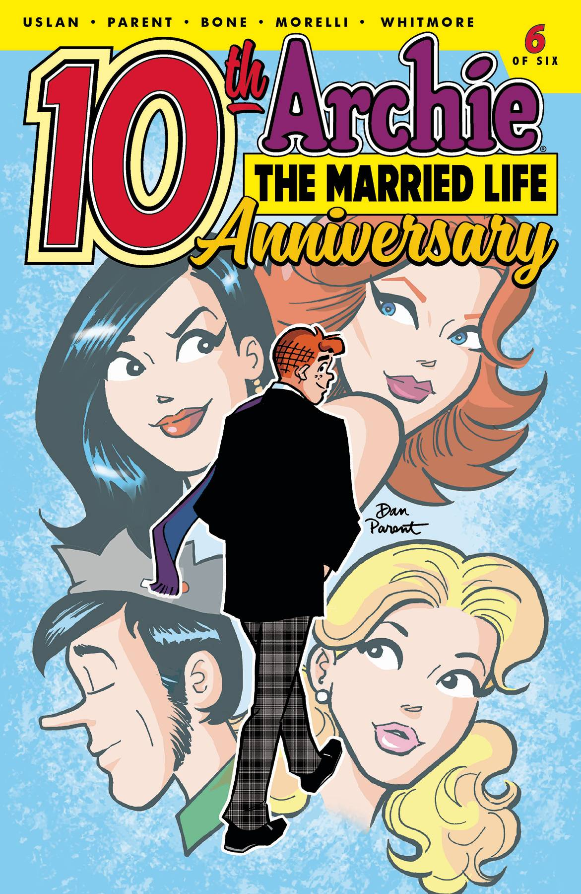 Archie - The Married Life: 10 Years Later #6 (2020)