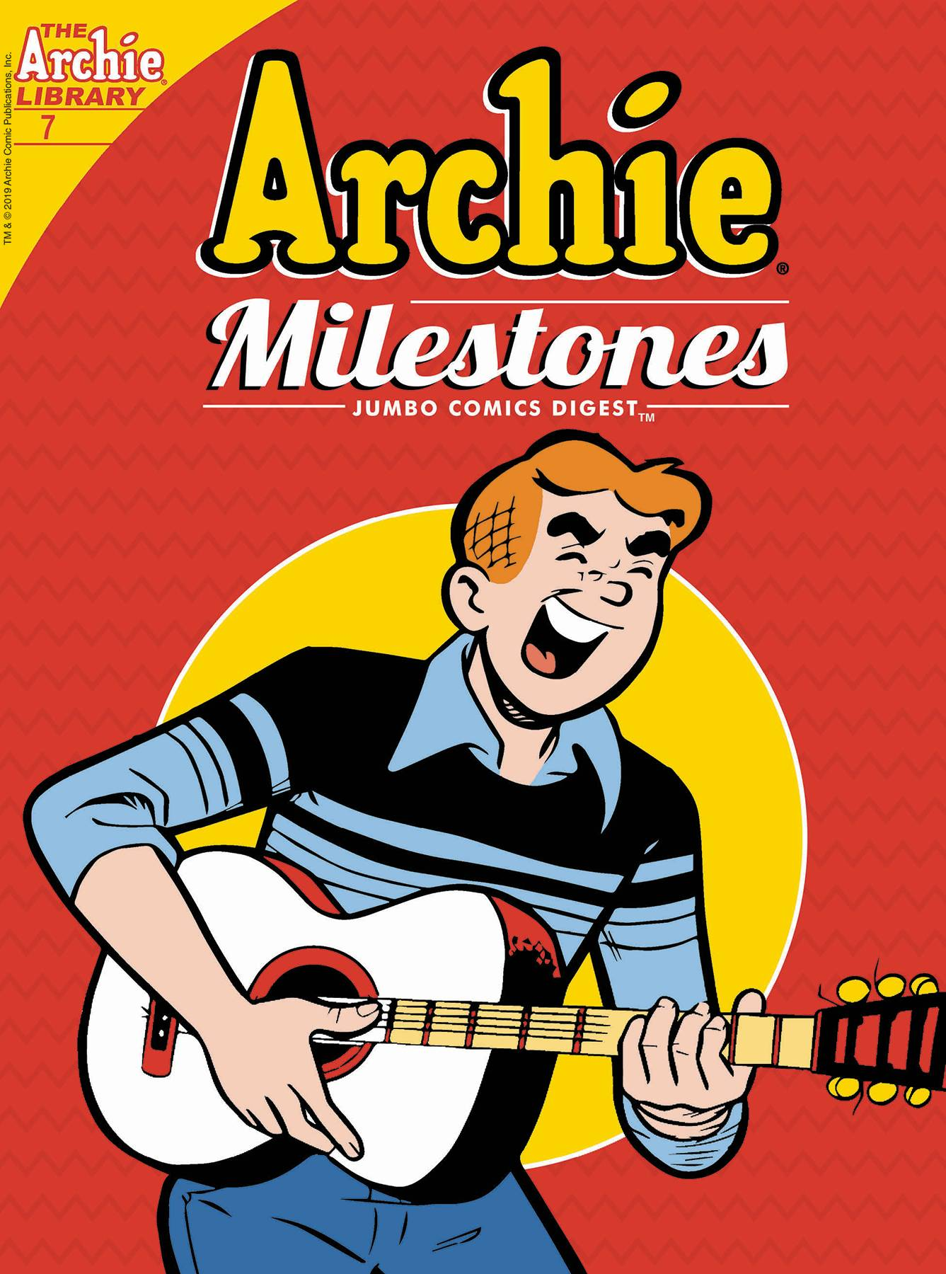 Archie Milestones Jumbo Comics Digest #7 (2020)