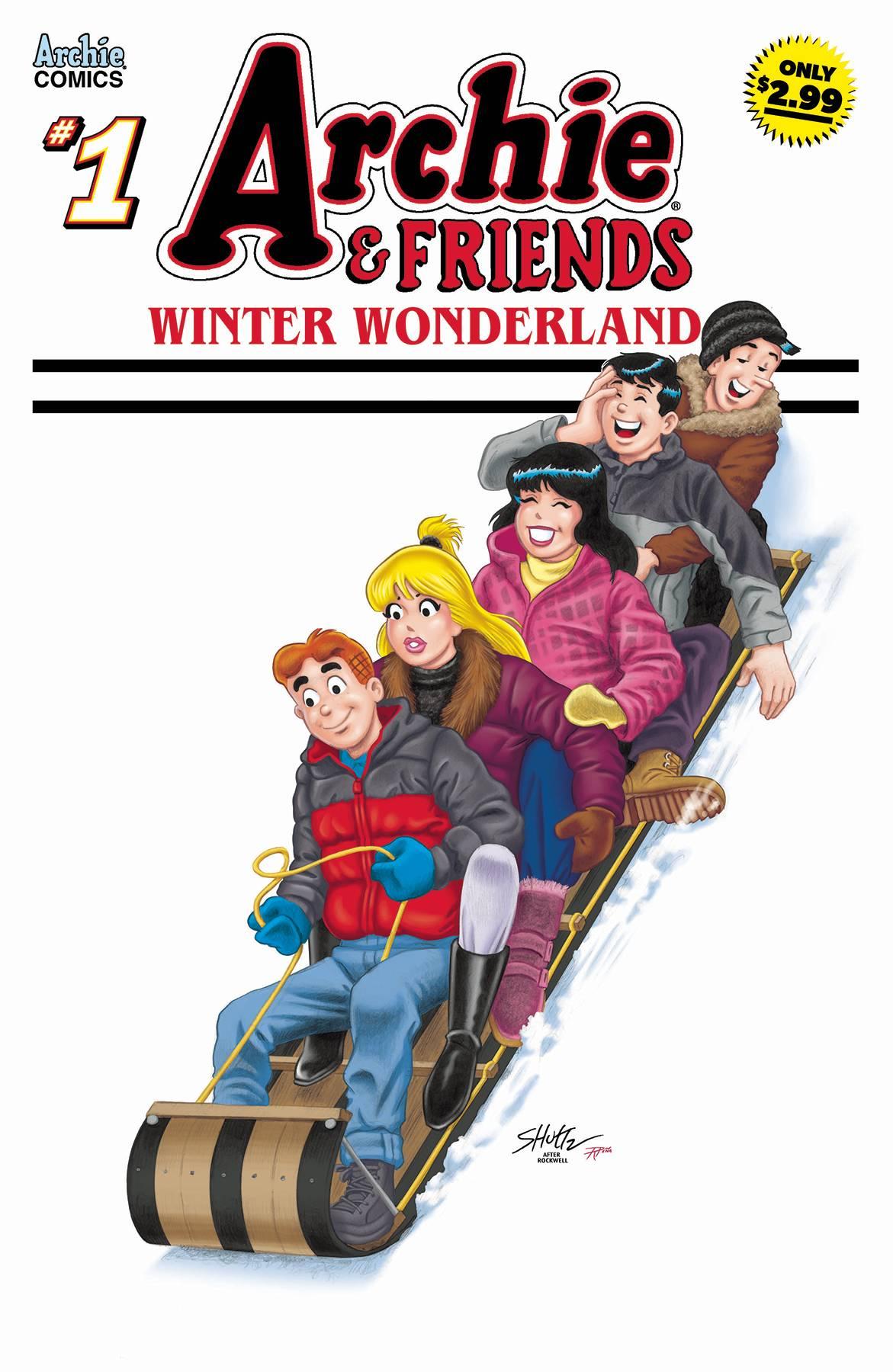 Archie & Friends: Winter Wonderland #1 (2020)