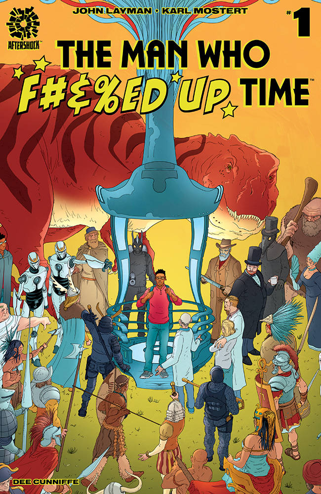 The Man Who Effed Up Time #1 (2020)