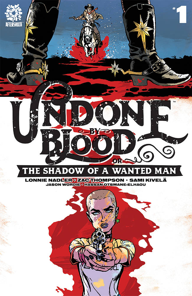 Undone By Blood #1 (2020)