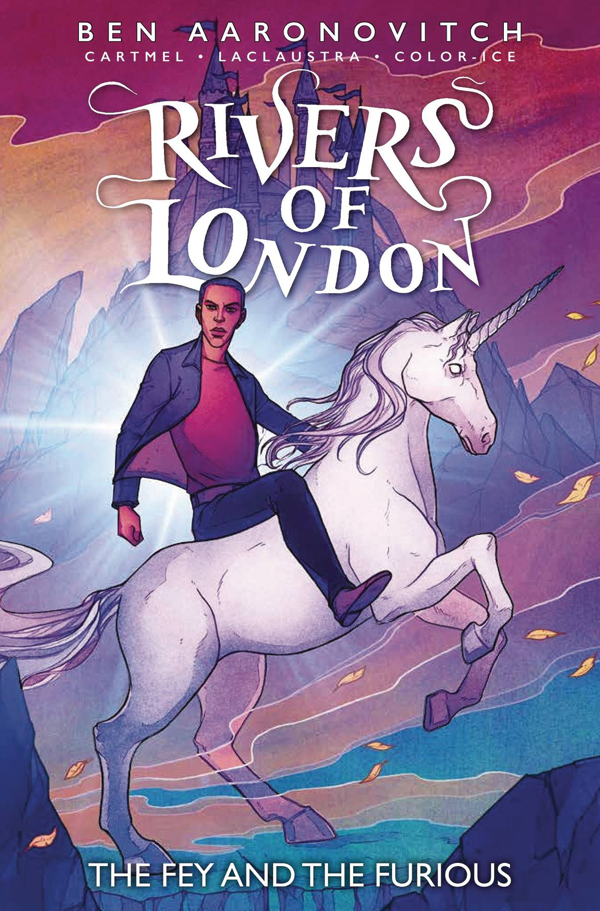 Rivers Of London: The Fey & The Furious #4 (2020)