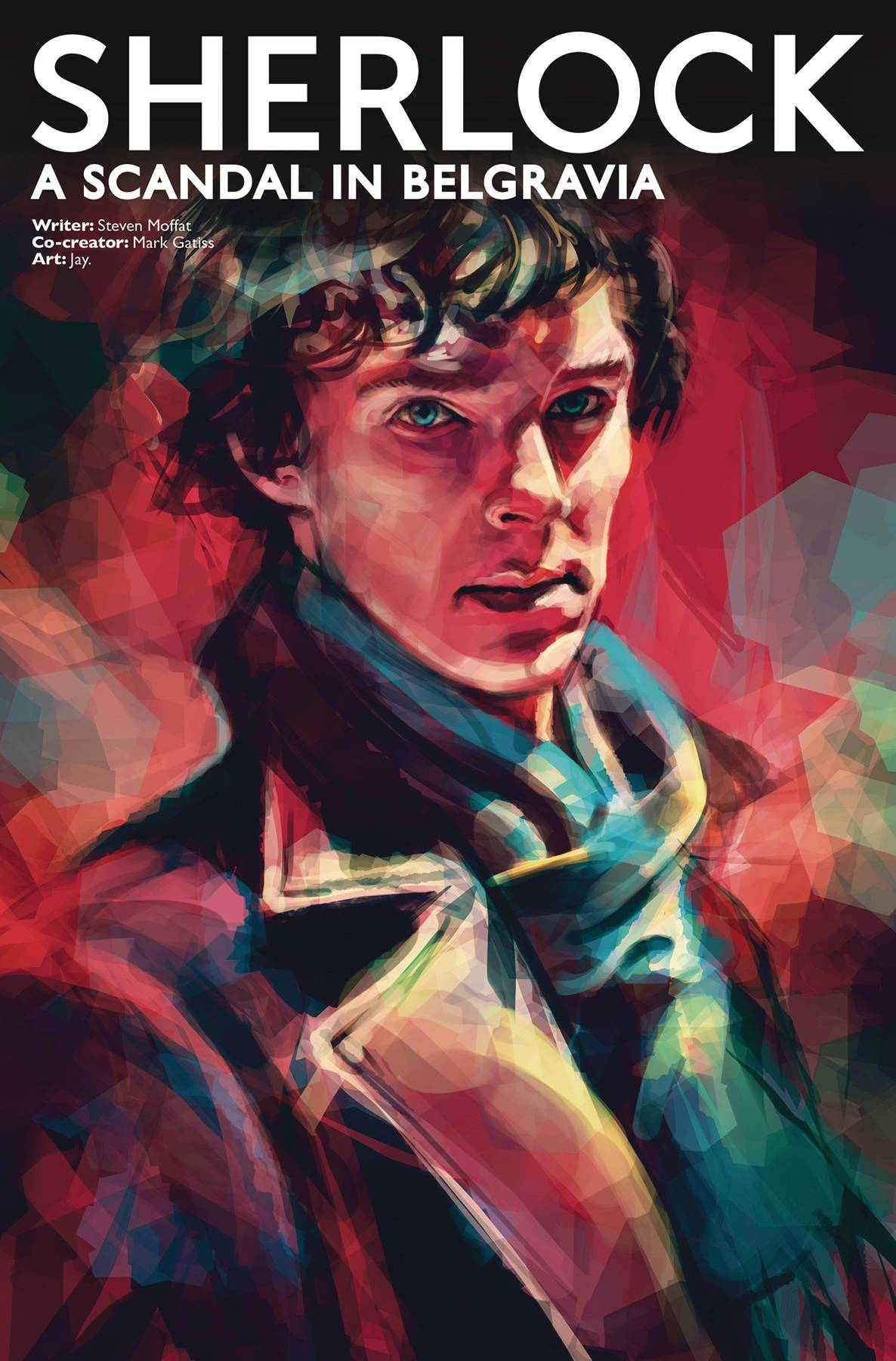 Sherlock: A Scandal In Belgravia #3 (2020)