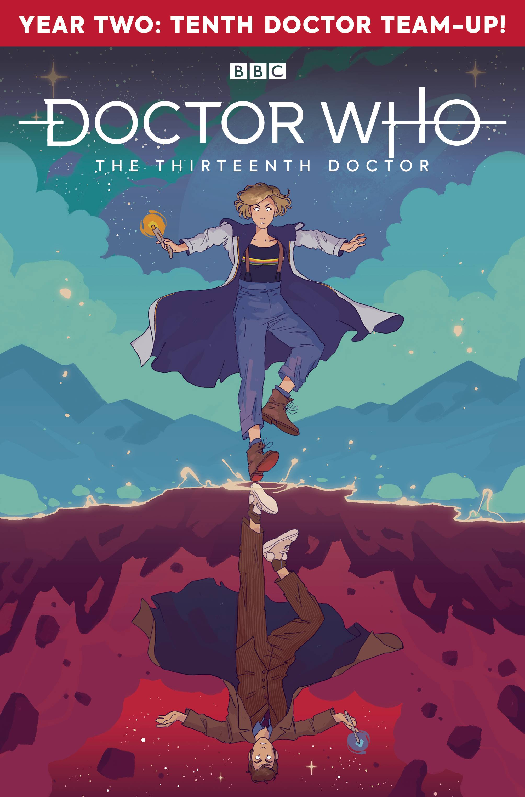 Doctor Who: The 13th Doctor - Season Two #2 (2020)