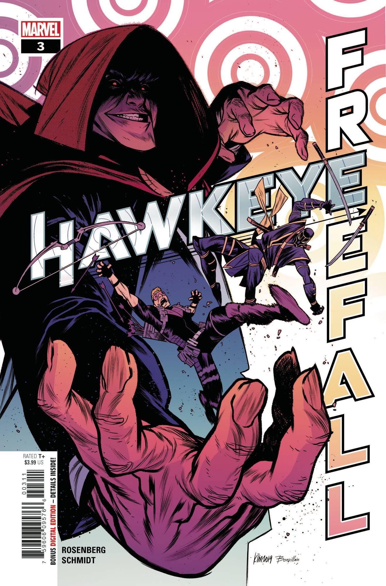 Hawkeye: Freefall #3 (2020)