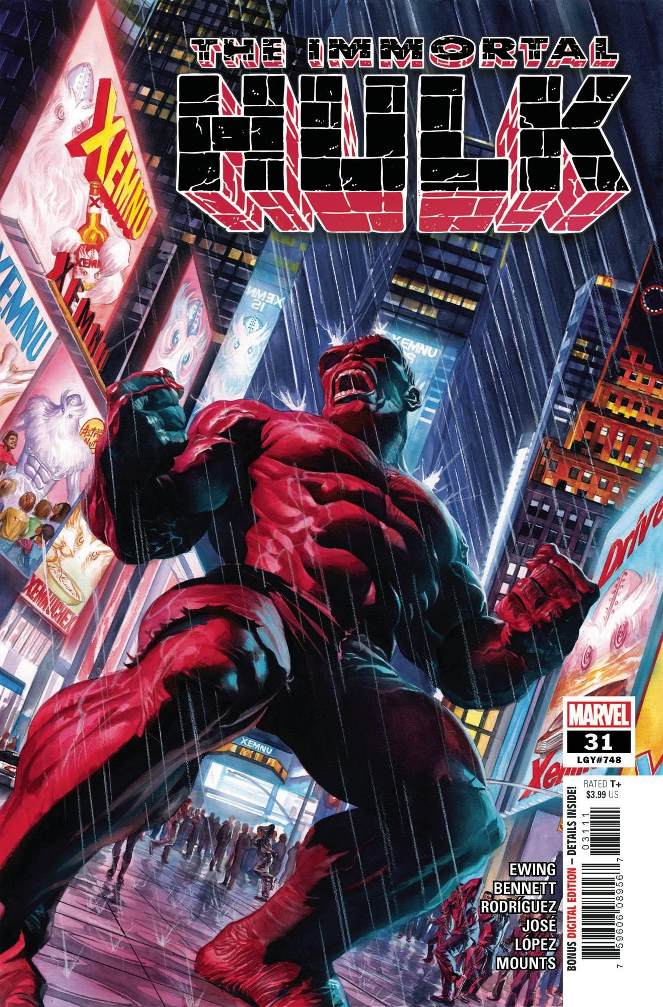 The Immortal Hulk #31 (2020)