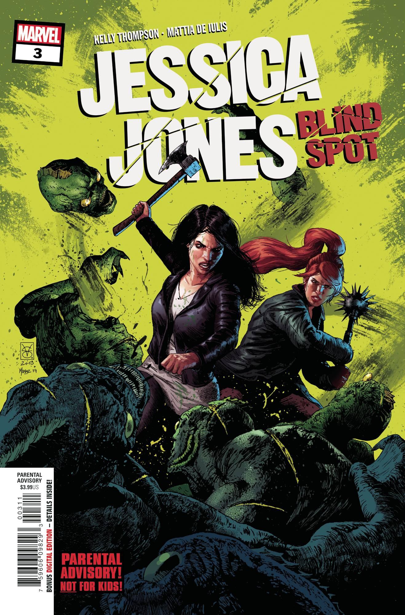 Jessica Jones: Blind Spot #3 (2020)