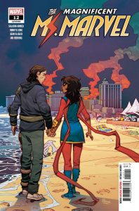 The Magnificent Ms. Marvel #12 (2020)