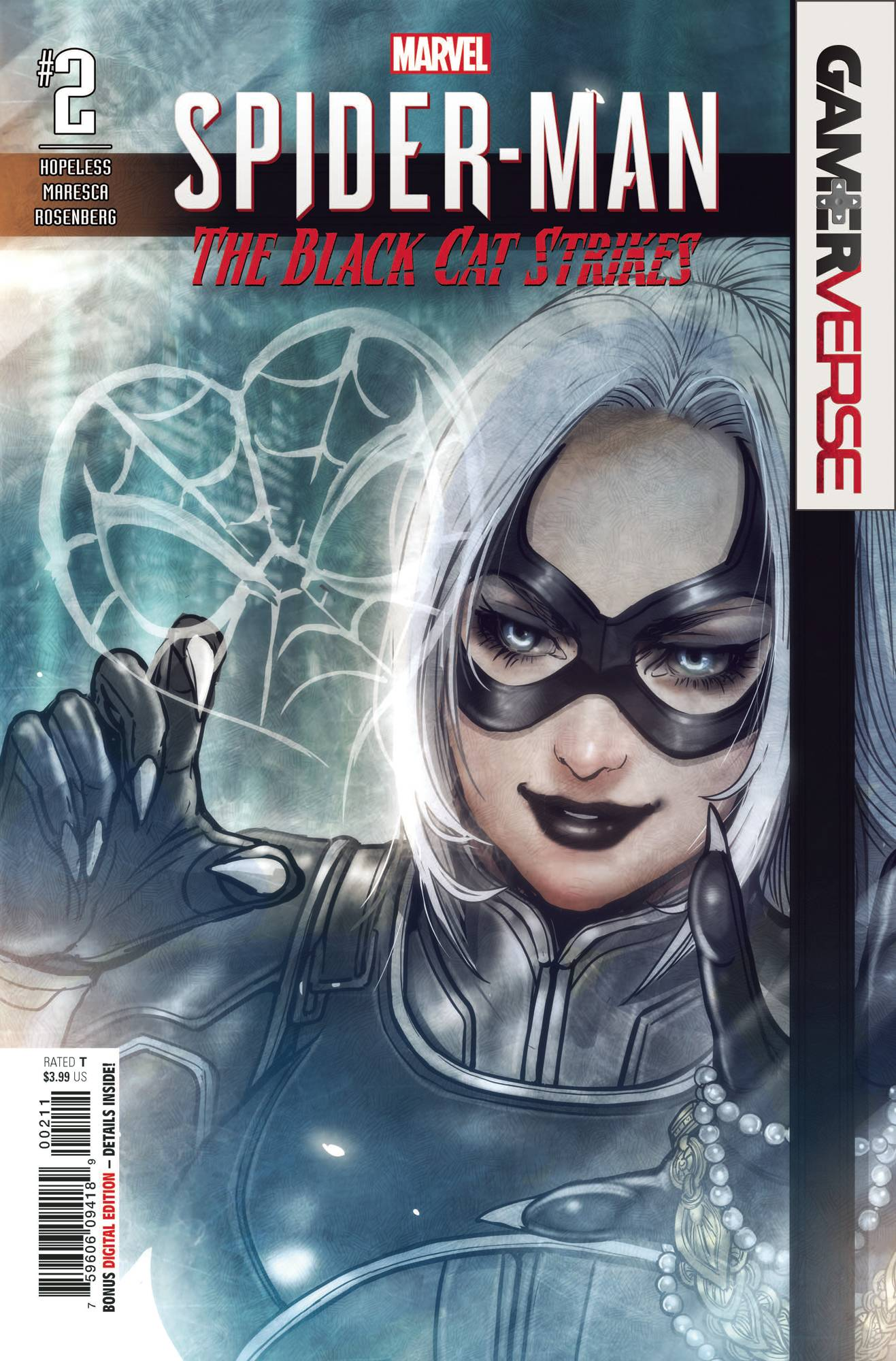 Spider-Man: Black Cat Strikes #2 (2020)