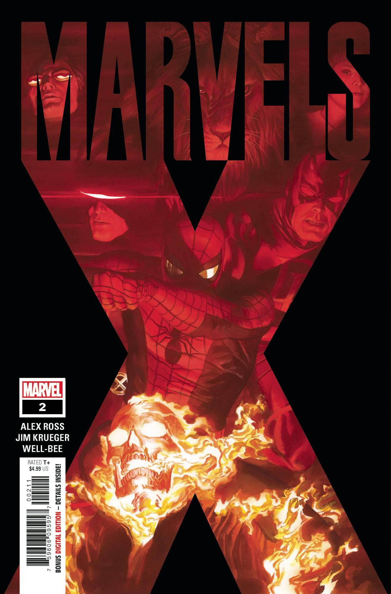 Marvels X #2 (2020)