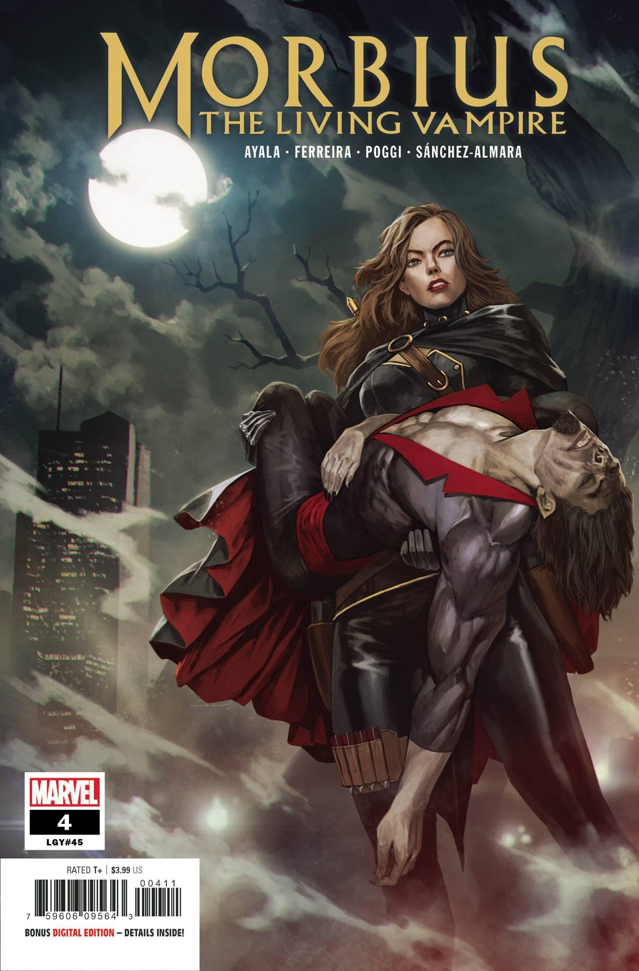 Morbius #4 (2020)