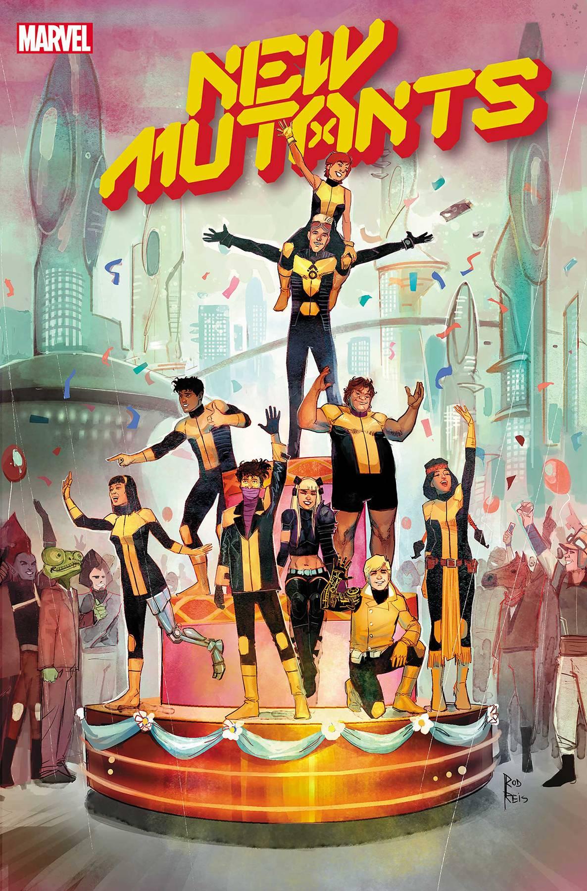 New Mutants #7 (2020)