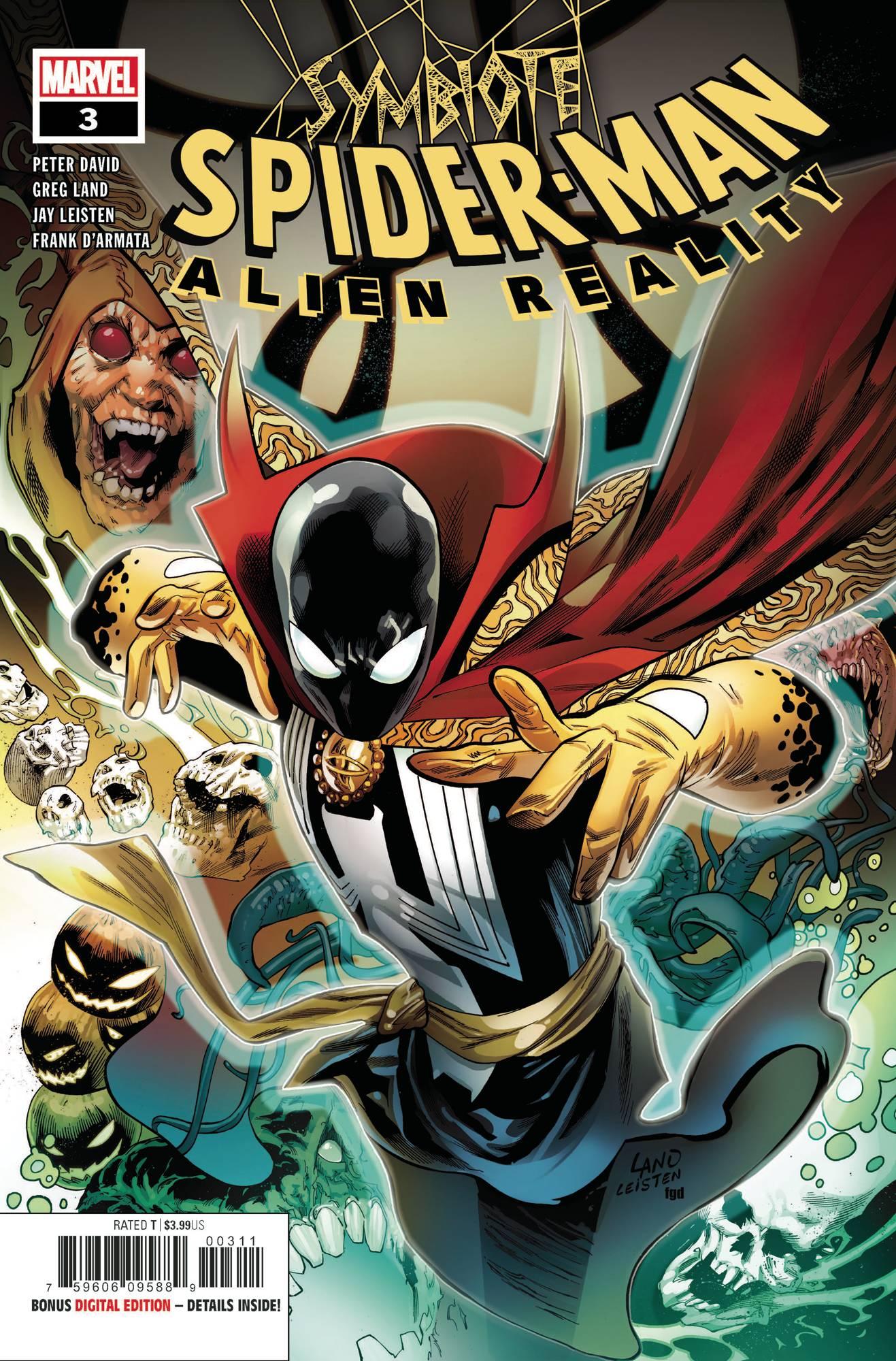 Symbiote Spider-Man: Alien Reality #3 (2020)
